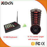 Hot Selling Ce Wireless Queue Pager System
