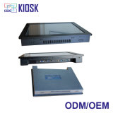 Computadora de escritorio de 15 pulgadas de la PC industrial de la pantalla táctil