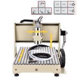 Mini-CNC 4 axes CNC Wood Fraise 6040gz