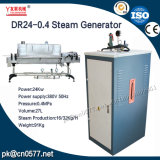 Réduire l'étiquette de la machine à vapeur avec générateur 24 kw pour les jus de fruits (ZB83A)