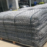 60*80mm Zink-Beschichtung Gabion Matratze