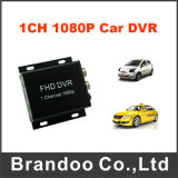 1CH carro DVR móvel 1080P SD DVR