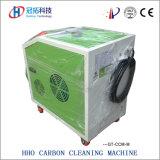 Nettoyeur oxyhydrique de carbone de moto de générateur de gaz