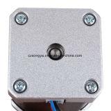 Гибридный шаговый электродвигатель (NEMA 17) -42мм 0,9 градусов