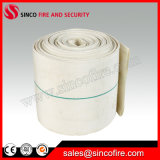 Mangueira de jardim de PVC plana de tecido