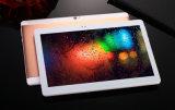 Het Ontwerp van de douane PC van de Tablet van de Telefoon van Mediatek van de Kern van 6.0 Vierling van 10 Duim Androïde 3G