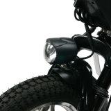 쉬운 분해 전자 휠체어 350W 36V 전기 Handcycle