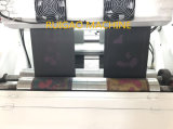 Farbe Flexo Drucken-Presse der Qualitäts-vier