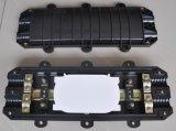 FTTH 4ポートケーブルのインライン水平の光ファイバスプライスの閉鎖