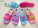 El deslizador vendedor caliente de las mujeres calza los zapatos de interior (YG3117-1)