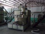 担保付きの金属粉のコーティングのための金属結合の単位