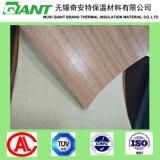 Garniture en bois de Papier d'emballage de canevas
