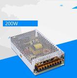 Cer-Bescheinigung-Qualität 12V 10A P.S., Wechselstrom 220V Schalter-der Stromversorgung zu des Gleichstrom-12V Transformator-120W LED