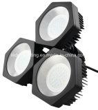 2017 IP65 SMD 모듈 LED UFO 100W 150W 200W 240W 300W Meanwell 운전사 3030 Dimmable는 가벼운 긴급 램프를 증가한다