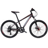 24polegadas Mountian Alumínio Aluguer de Bicicleta com Shimano Ef65 velocidade 24