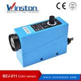 Toepassing van Machine bzj-211 van het Pakket de Sensor van het Teken van de Kleur/van de Kleur