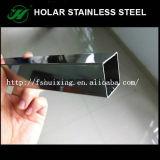 Rails en acier inoxydable de tuyaux soudés, de la main courante