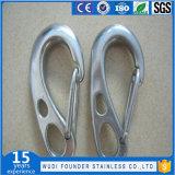 Crochet de rupture d'oeil de l'acier inoxydable Ss304 ou Ss316