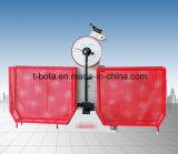 Machine de test semi-automatique de choc de mesure de cadran de JB-750C