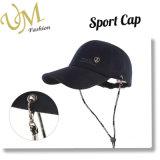 Ajustable personalizada evitar que el viento tapa deportes ciclismo equitación sombreros