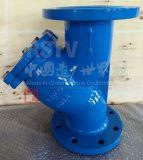 DIN 던지기 탄소 강철 Wcb 플랜지 필터 Y 유형 스트레이너