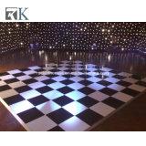 Nuez de madera Dance Floor del grano de Rk con precio competitivo