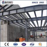 Estructura de acero prefabricada de construcción con la construcción de acero