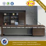 Vector de madera de la oficina ejecutiva del escritorio de los muebles de oficinas del MDF (HX-8N0806)