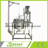 Lemongrass/Romero/lavanda/Honeysuckle/violetas, equipo de destilación de aceites esenciales