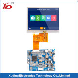 4.3''480*272 Affichage du module TFT LCD avec écran tactile capacitif de bord
