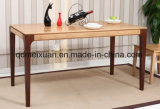 Feste hölzerne Speisetisch-Wohnzimmer-Möbel (M-X2402)