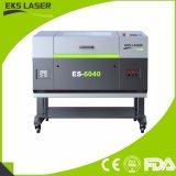 Laser-Gravierfräsmaschine-hölzerner Scherblock der China-Minilaser-Ausschnitt-Maschinen-600*400mm für Verkauf