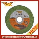 meule abrasive de 115mm pour le disque de meulage En12413 de découpage d'acier inoxydable
