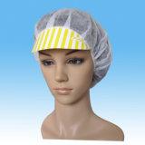 Chapeau non-tissé remplaçable d'ouvrier, chapeaux d'ouvrier d'adultes de SBPP