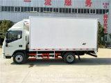 LHD Isuzu 4X2 5tons 냉장고 냉장고 밴에 의하여 냉장되는 트럭 냉장고 차