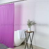 Custom Fancy PVC/rideau de douche en vinyle pour salle de bains Accessoires