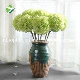 De kunstbloem van de Hydrangea hortensia van de Prijs van de fabriek voor Huwelijk