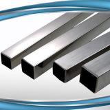 Tubo de acero del negro de carbón de la estructura para el material de construcción de la construcción