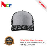 Бейсбольная кепка панели повелительницы Бел Шнурка 6 способа изготовления Китая сексуальная