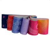 Locos de alta calidad 100% orgánicos Venta de cinta de algodón impresos