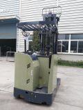 Forklift elétrico de pé 2ton do alcance