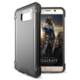 Los golpes Celular cubierta para Samsung Galaxy Note 5 Slim Case transparente protectora