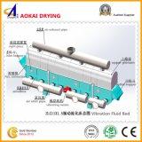 Машина для просушки жидкой кровати хлорида натрия вибрируя