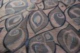 Tipo de la fuente de la Hacer-a-Orden y tela de Chenille material 100%Polyester