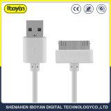 이동 전화를 위한 주문을 받아서 만들어진 번개 USB 비용을 부과 데이터 케이블