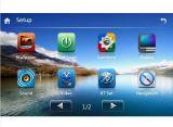 GPS van de auto met de Link RDS van de Spiegel van BT 3G iPod RDS