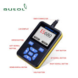 De Steun van de Hulpmiddelen van Diagnosti van de Auto van Autophix Es680 OBD2 voor de Protocollen van Obdii Uds & het e-Aftasten van het Terugstellen van de Dienst van de Olie OBD2 Scanner