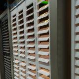 Schieben der Plantage-Blendenverschluss-mit Luftschlitzen Aluminiumblendenverschlüsse