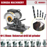 Foret de machine d'affûtage pour φ 3~28mm Bit d'aneth (GD-28)
