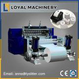Fax térmico automático Bill e rebobinagem Guilhotinagem Máquina de Papel